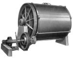 4トン大型ボ-ルミル製造開始