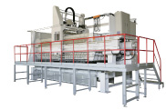 MDF1300 full automatic diaphragm type filter press developed
