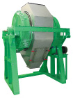 Production of water-cooled ball mill for Japanese green tea started