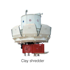 Clay shredder